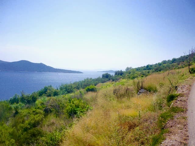 Hrvatska, Dubrovnik - Građevno zemljište uz more, na prodaju